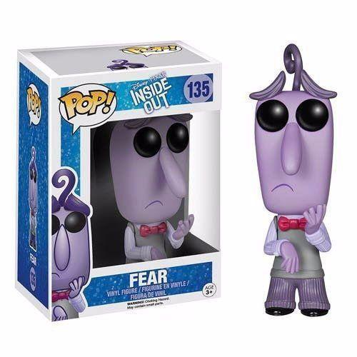 Funko Pop Medo: Disney / Pixar: Inside Out #135 - Funko