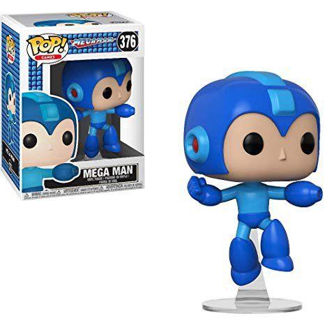 Funko Pop! Mega Man: Mega Man #376 - Funko