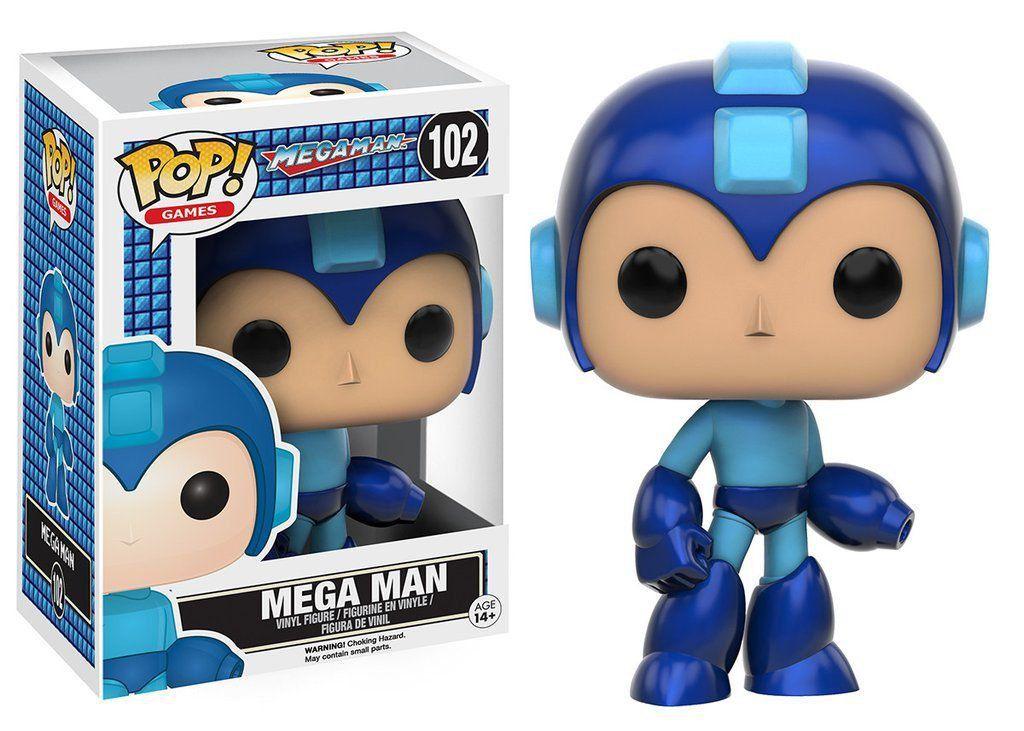 Funko Pop Mega Man #102 - Funko