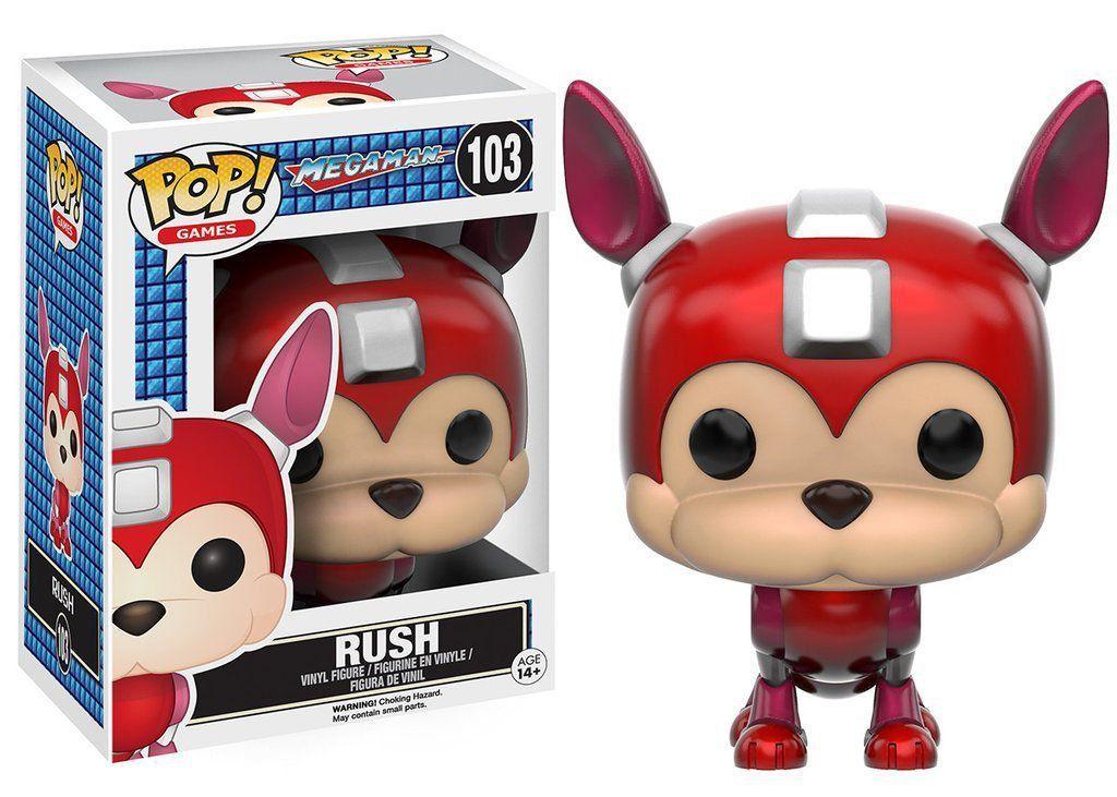 Funko Pop Rush: Mega Man #103 - Funko