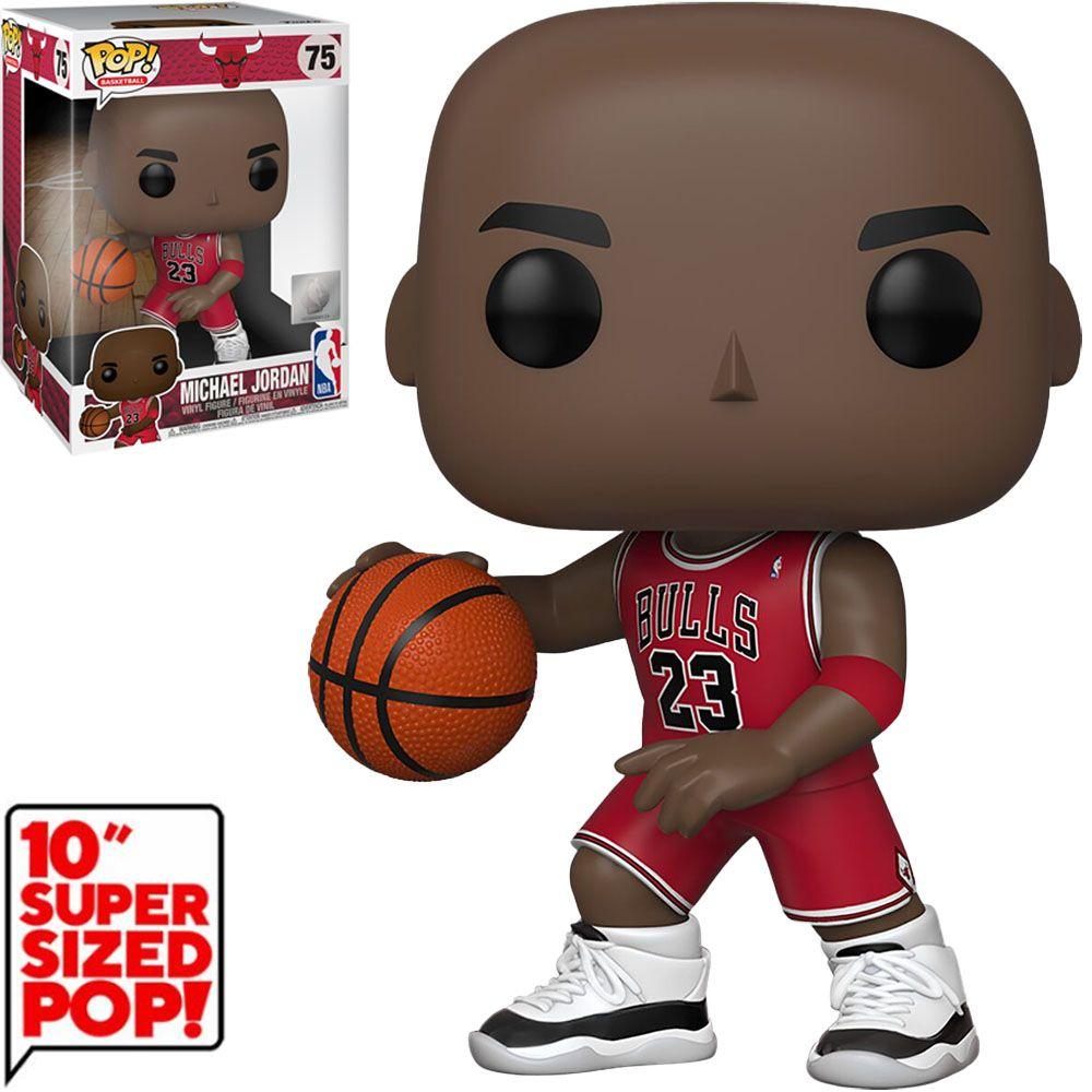 Pop! Michael Jordan 10