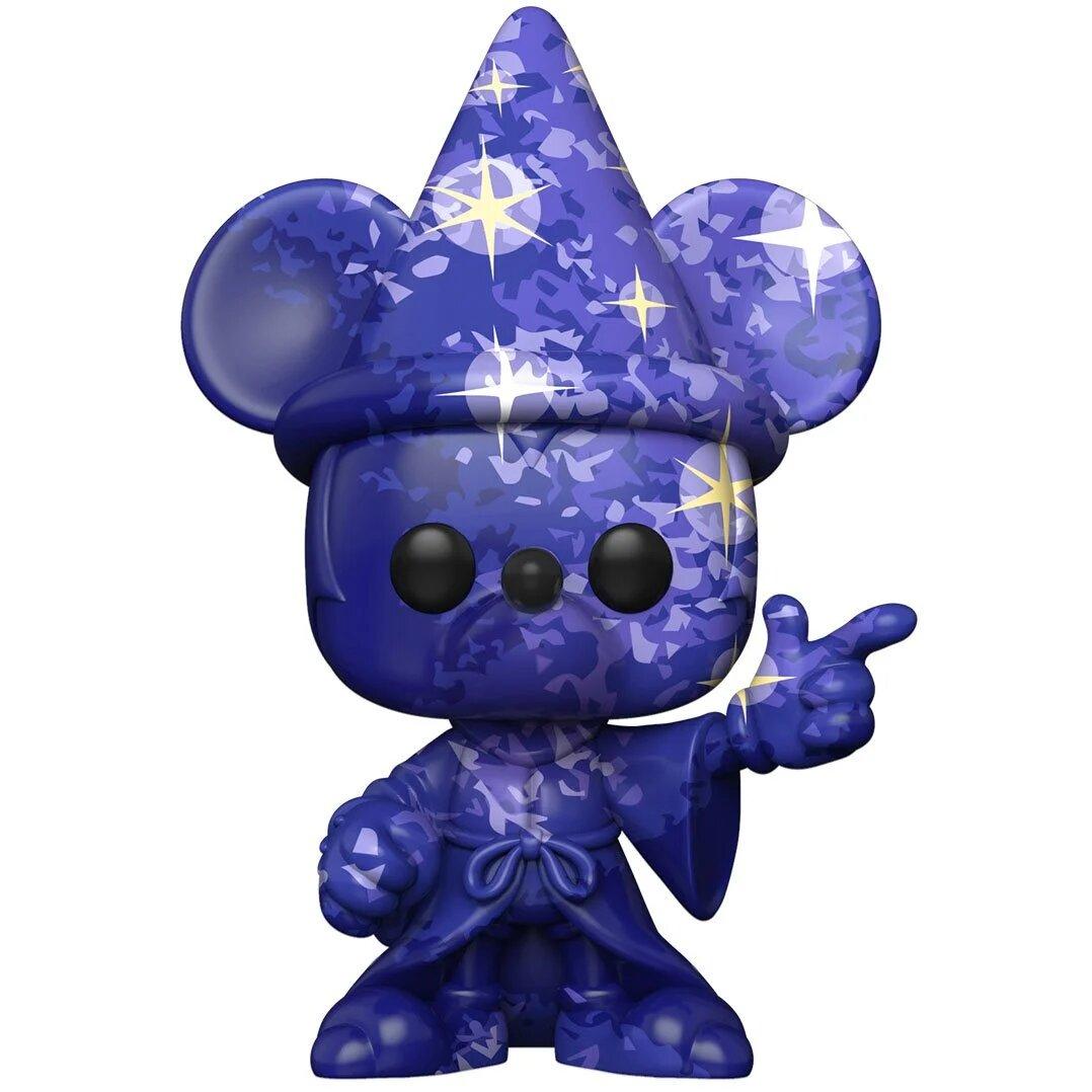 PRÉ VENDA: Funko Pop! Mickey #14 (Artist Series): Disney Fantasia 80th Anniversary  - Funko