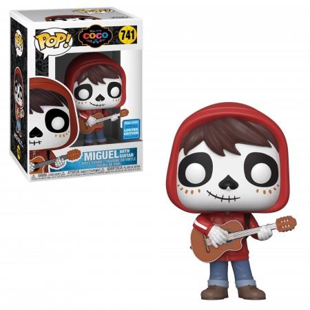 Pop! Miguel com a Guitarra: Viva A Vida É uma Festa (Disney Pixar) Exclusivo #741 - Funko