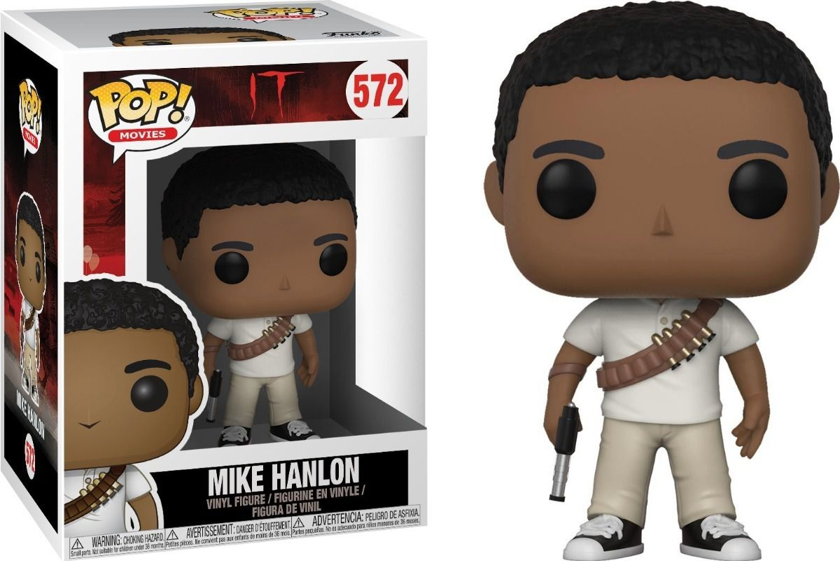 Funko Pop! Mike Hanlon: It #572 - Funko