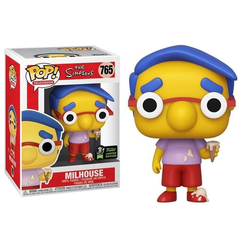 Pop! Milhouse: The Simpsons (Exclusive) #765 - Funko