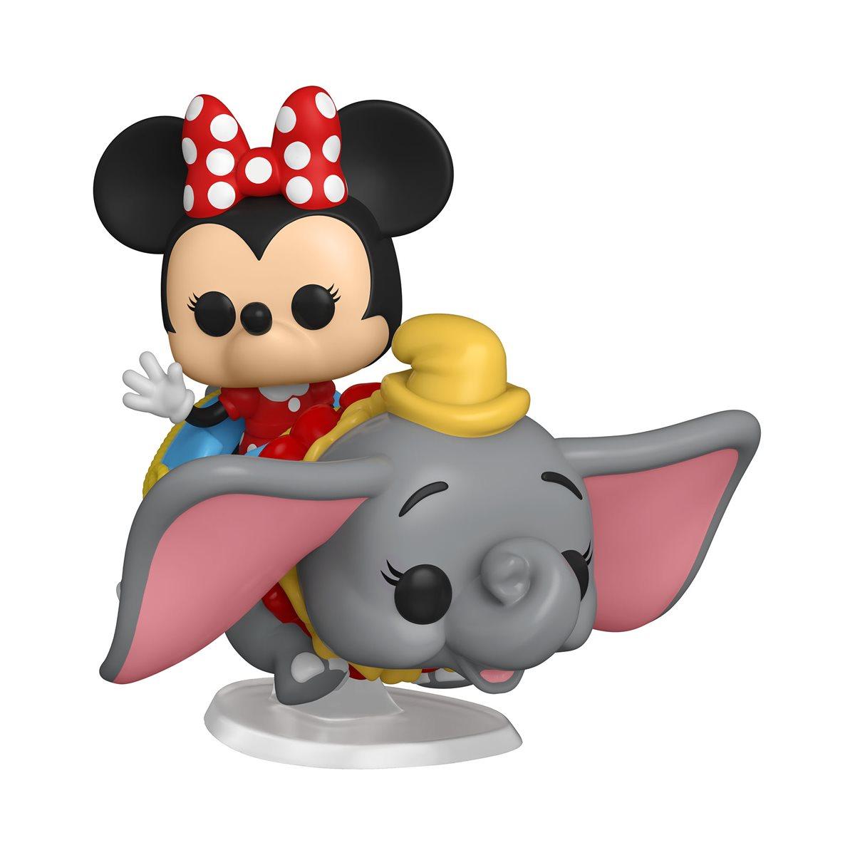 Funko Pop! Minnie Mouse no Dumbo the Flying Elephant Attraction: Aniversário de 65 anos da Disneylândia  - Funko