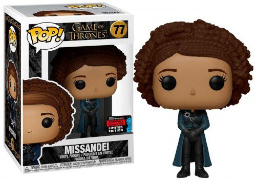 Pop! Missandei: Game Of Thrones (Exclusivo NYCC) #77 - Funko