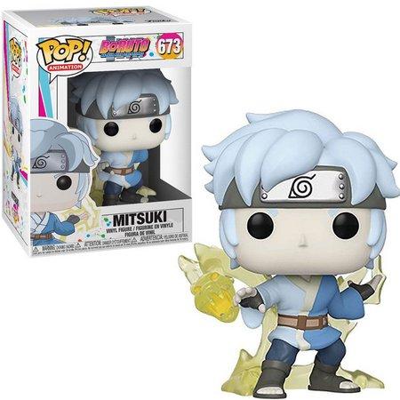 Funko Pop! Mitsuki: Boruto (Naruto Next Generations) #673 - Funko