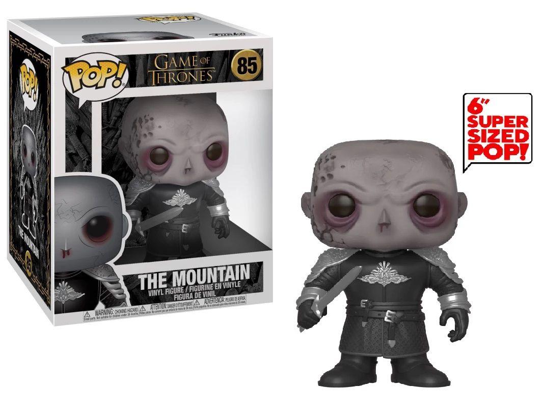 "Funko Pop! Montanha (The Mountain) 6"": Game of Thrones (8ª Temporada) #85 - Funko"