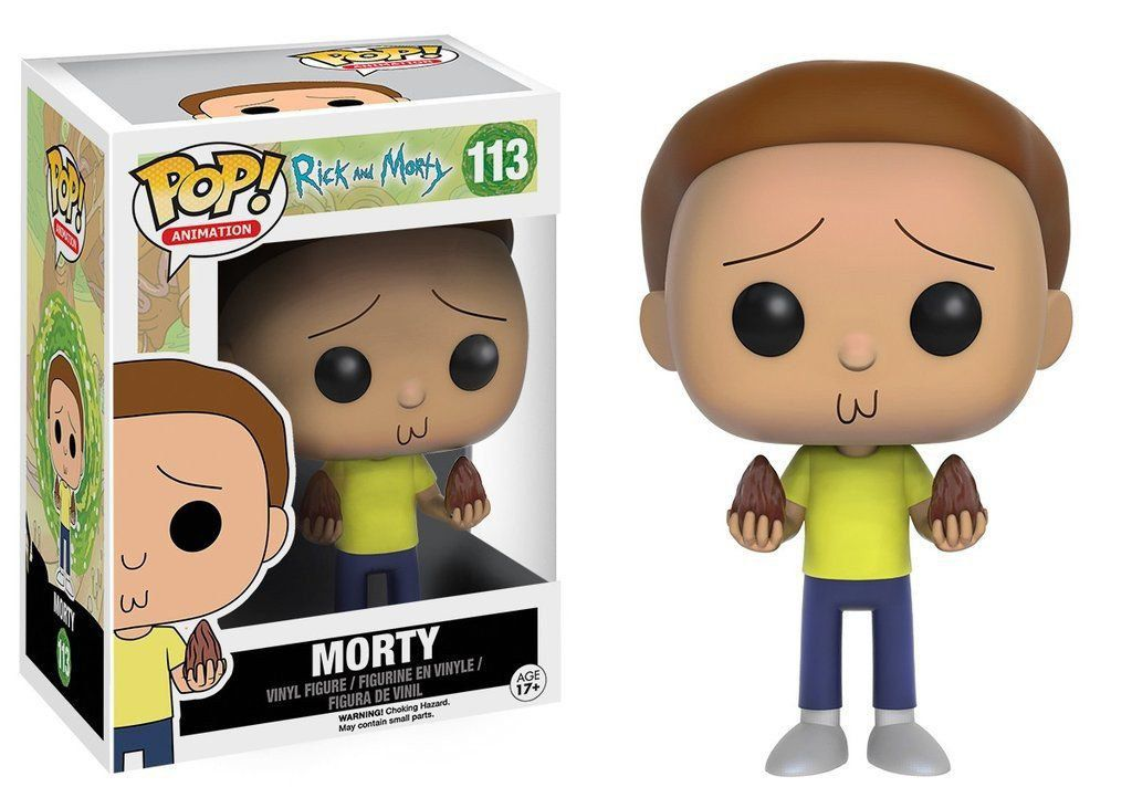 Funko Pop Morty: Rick and Morty #113 - Funko