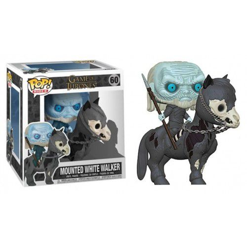 Pop! Mounted White Walker: Game of Thrones #60 - Funko