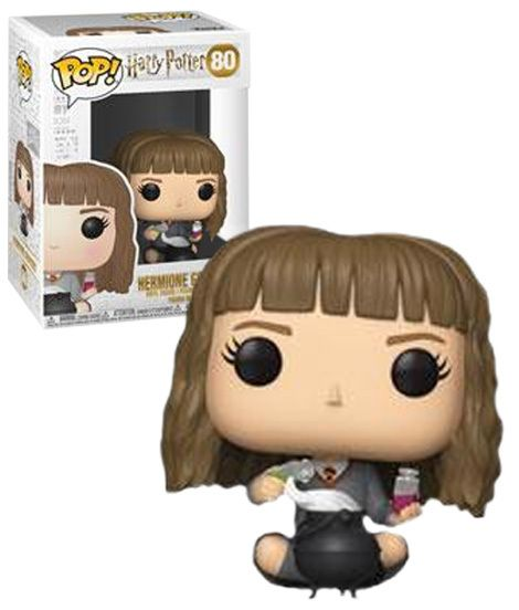 Pop! Movie Hermione Granger: Harry Potter (Exclusivo) #80 - Funko