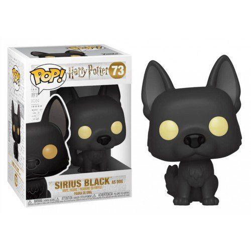 Funko Pop! Movie Sirius Black (Animagus form): Harry Potter #73 - Funko