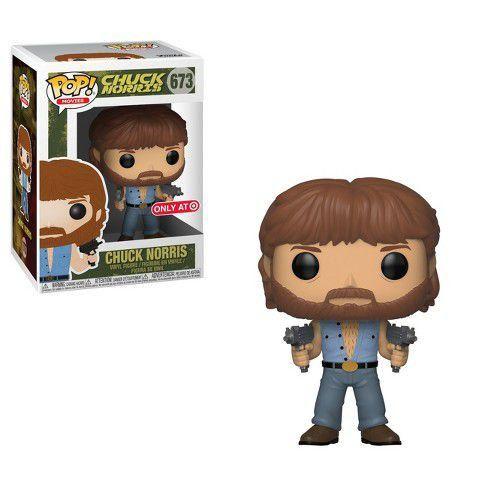 Kit Exclusivo Pop! Movies Collectors Box: Chuck Norris (Exclusivo) - Funko (Apenas Venda Online)