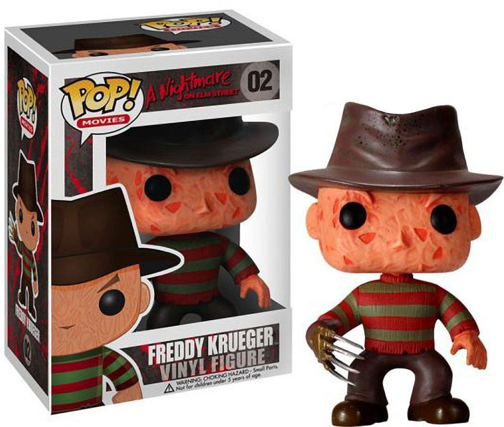 Funko Pop Freddy Krueger: A Hora do Pesadelo #02 - Funko