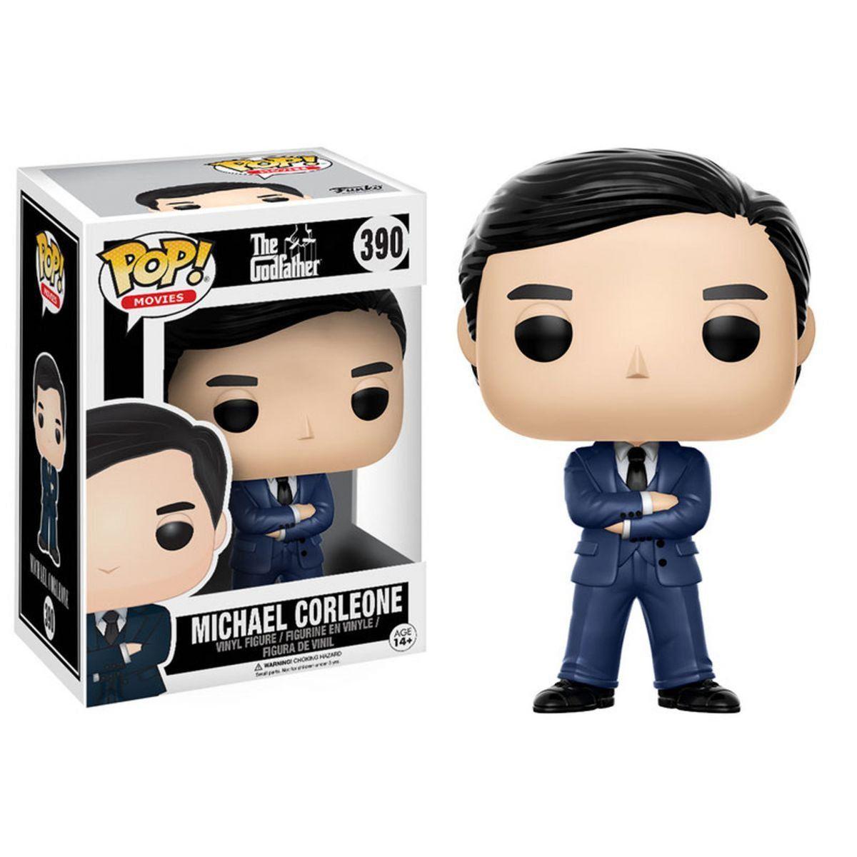 Funko Pop Michael Corleone: O Poderoso Chefão (The Godfather) #390 - Funko