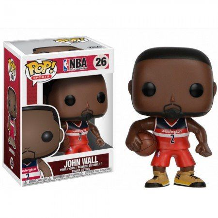 Funko Pop! John Wall: NBA Washington Wizards #26 - Funko