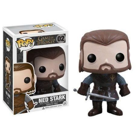 Funko Pop Ned Stark: Games of Thrones #02 - Funko