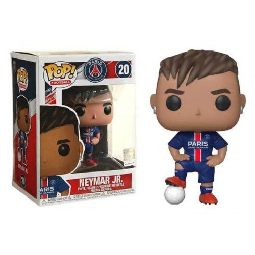 Funko Pop! Neymar Jr.: Paris Saint Germain (PSG) #20 - Funko