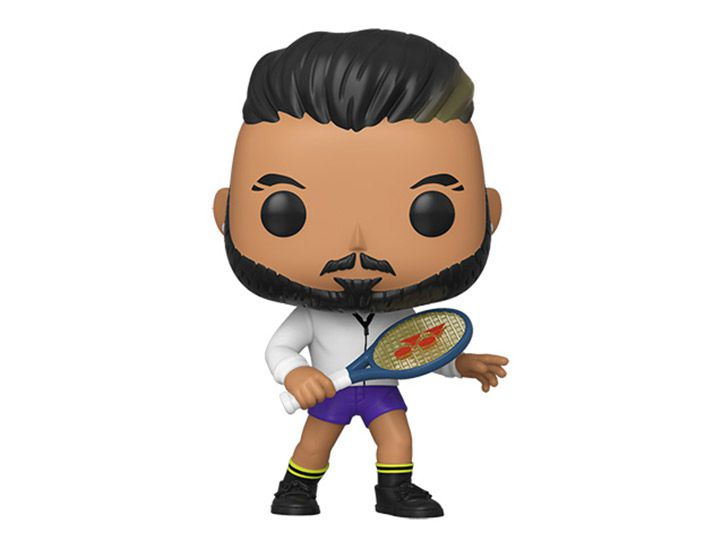PRÉ VENDA: Funko Pop! Nick Kyrgios: Tennis Legends #06 - Funko - EV