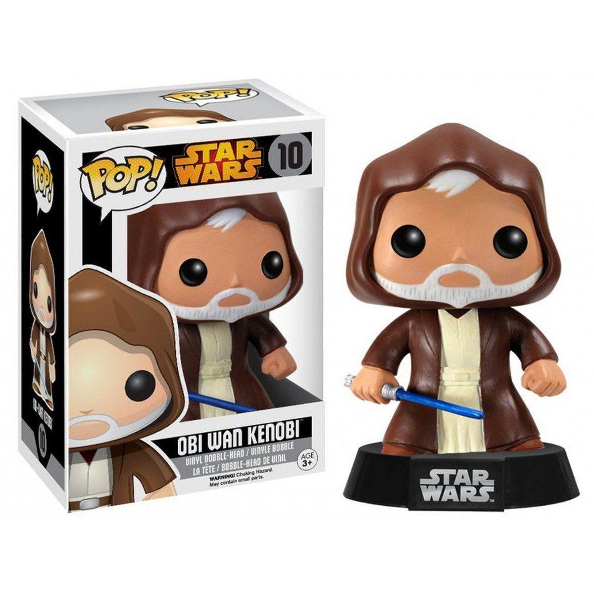 Funko Pop Obi-Wan Kenobi: Star Wars #10 - Funko