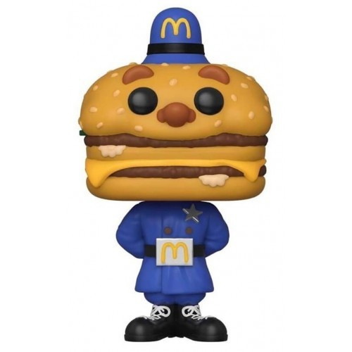 Funko Pop! Officer Mac: Mc Donald´s #89 - Funko -