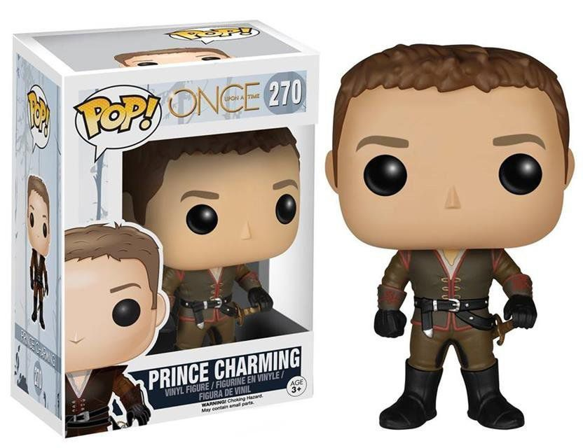 Funko POP! Prince Charming: Once Upon A Time - Funko