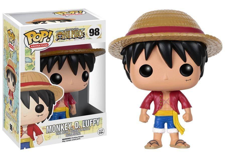 Funko Pop Monkey D Luffy: One Piece #98 - Funko