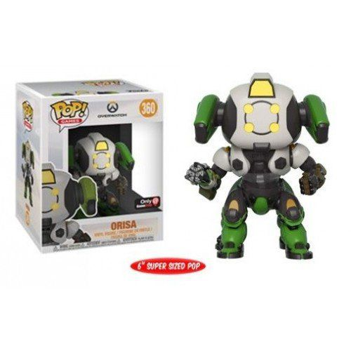 Pop! Orisa (OR-15): Overwatch (Exclusivo) #360 - Funko