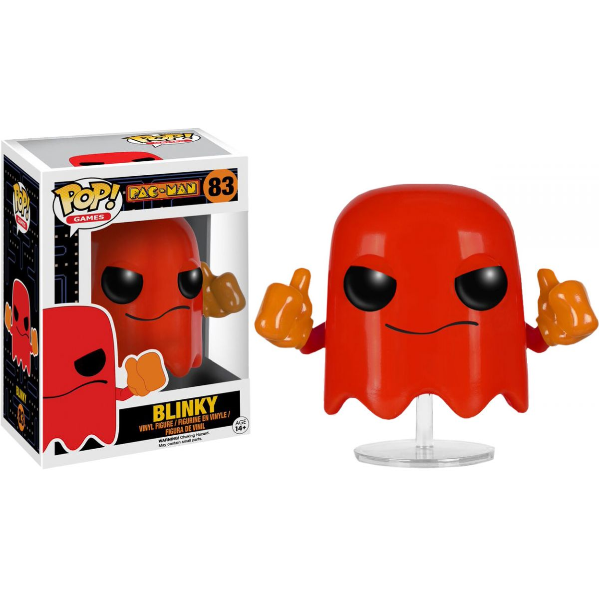 Funko Blinky: Pac-Man #83 - Pop Funko