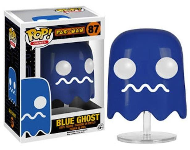 Funko Blue Ghost: Pac-Man #87 - Pop Funko