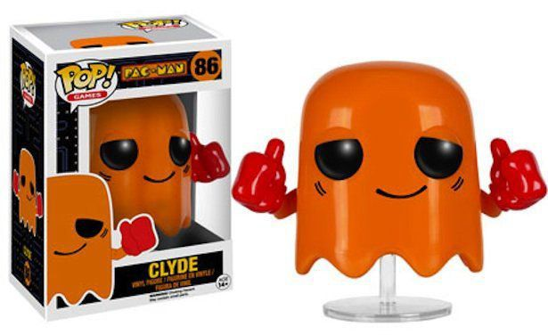 Funko Pop Clyde: Pac-Man #86 - Funko