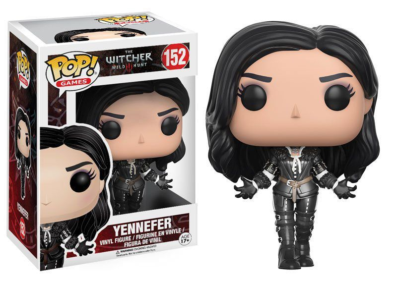 Funko Pop Yennefer: The Witcher #152 - Funko