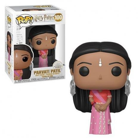 Funko Pop! Parvati Patil: Harry Potter #100 - Funko