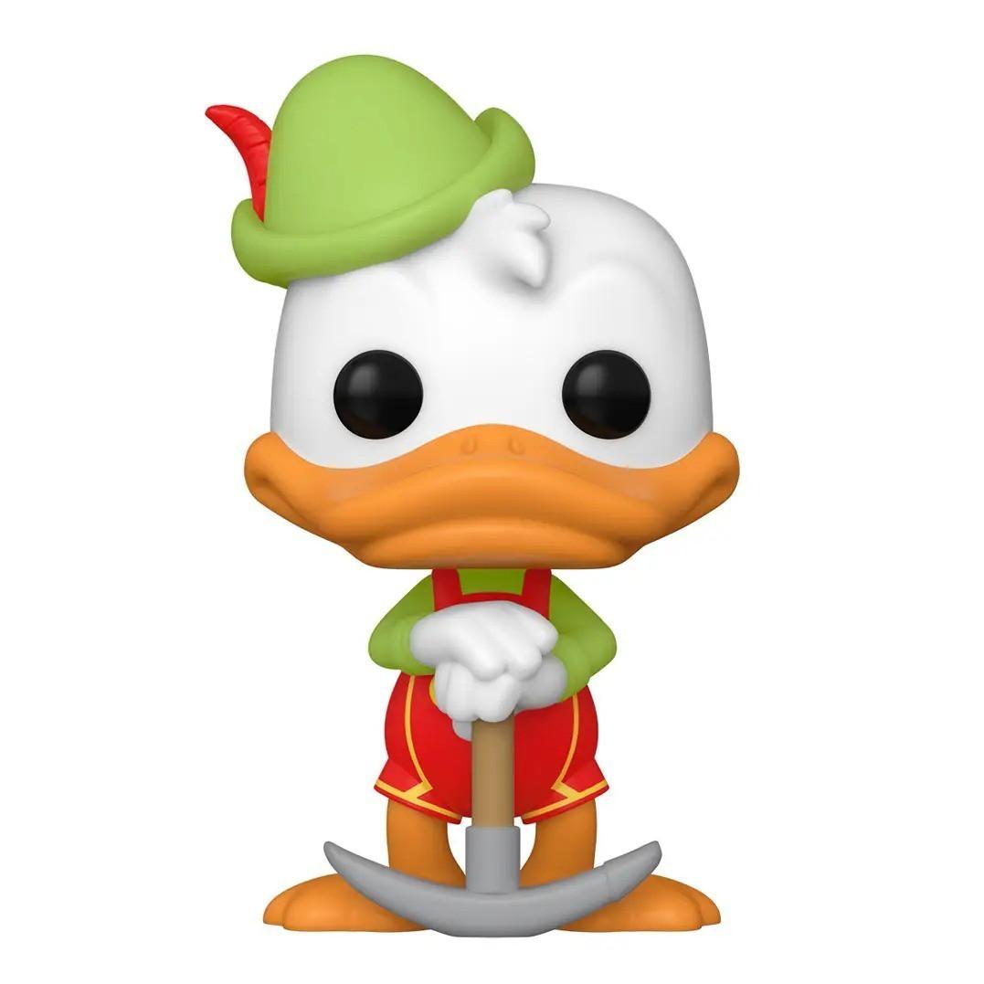 Funko Pop! Pato Donald Aventureiro (Aniversário 65 Anos) #813 - Funko