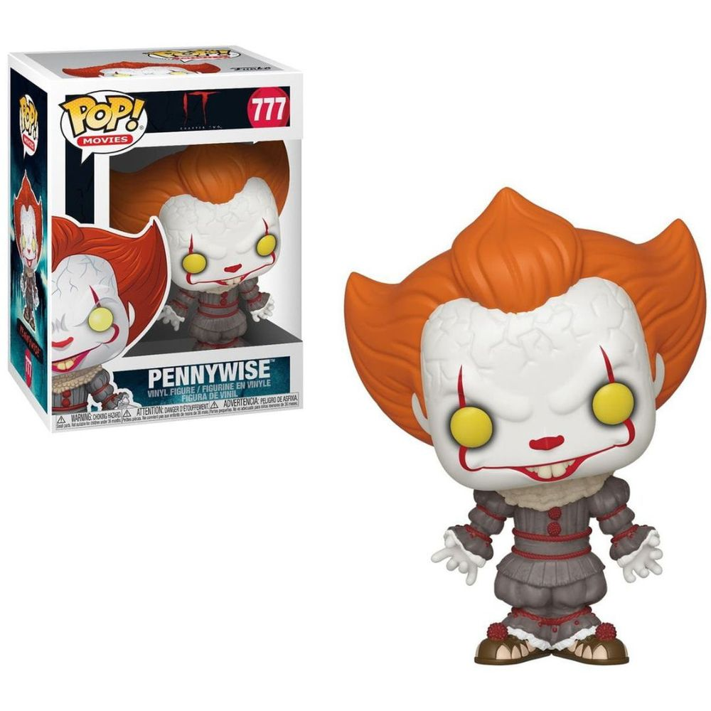 Funko Pop! Pennywise: It Chapter 2 #777 - Funko