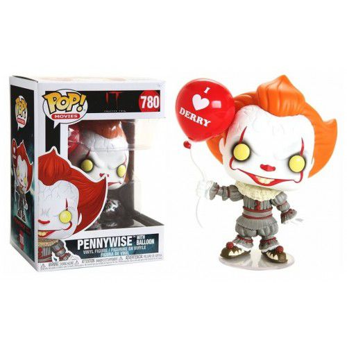 Funko Pop! Pennywise (with Balloon): It Chapter 2 #780 - Funko
