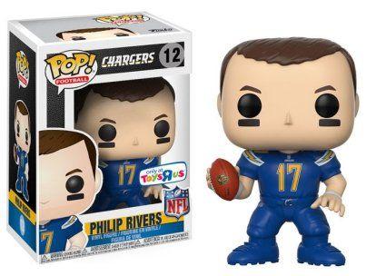 Pop Philip Rivers  NFL (Exclusivo)  12 - Funko - Toyshow b2e11d02379a3