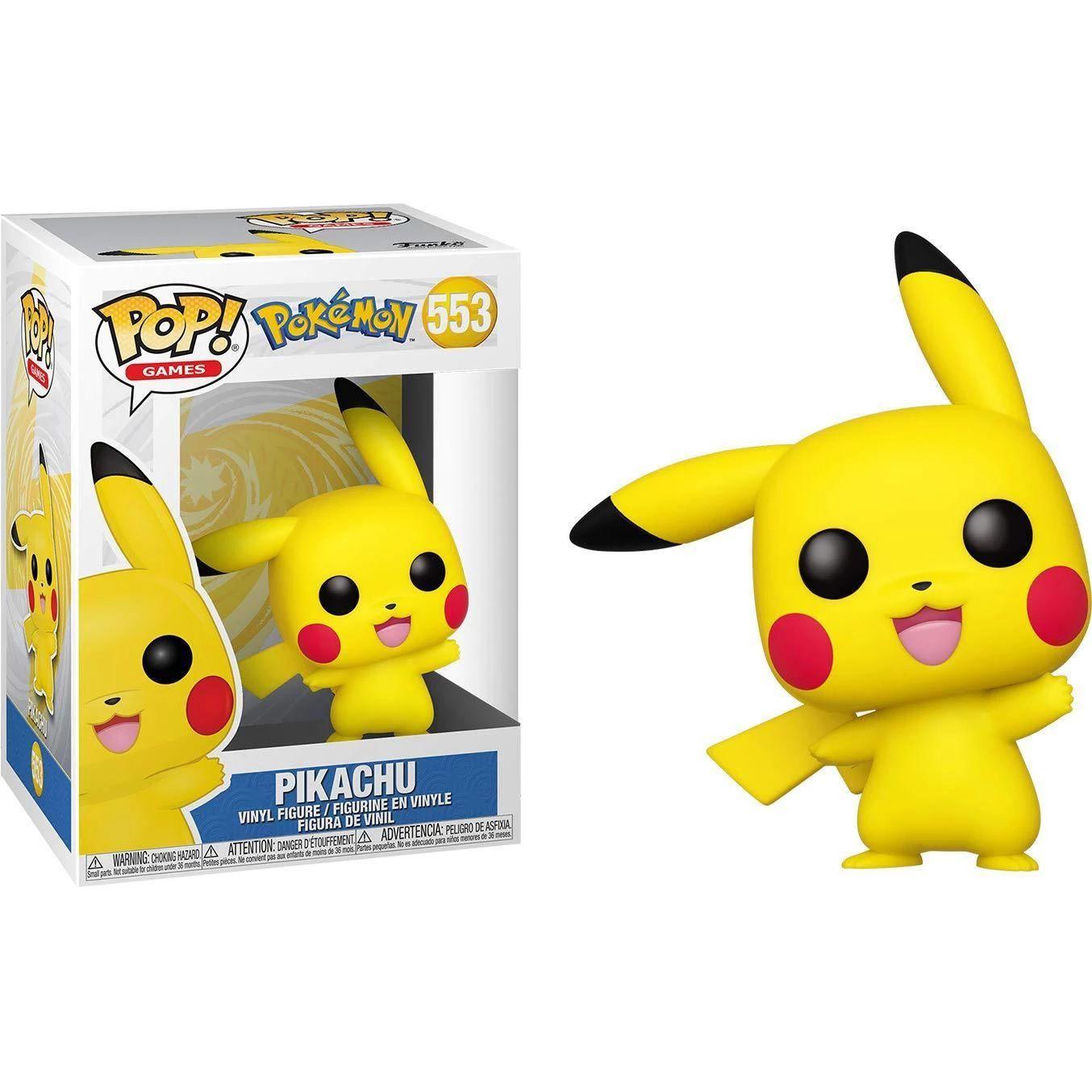 Funko Pop! Pikachu: Pokémon #553 - Funko