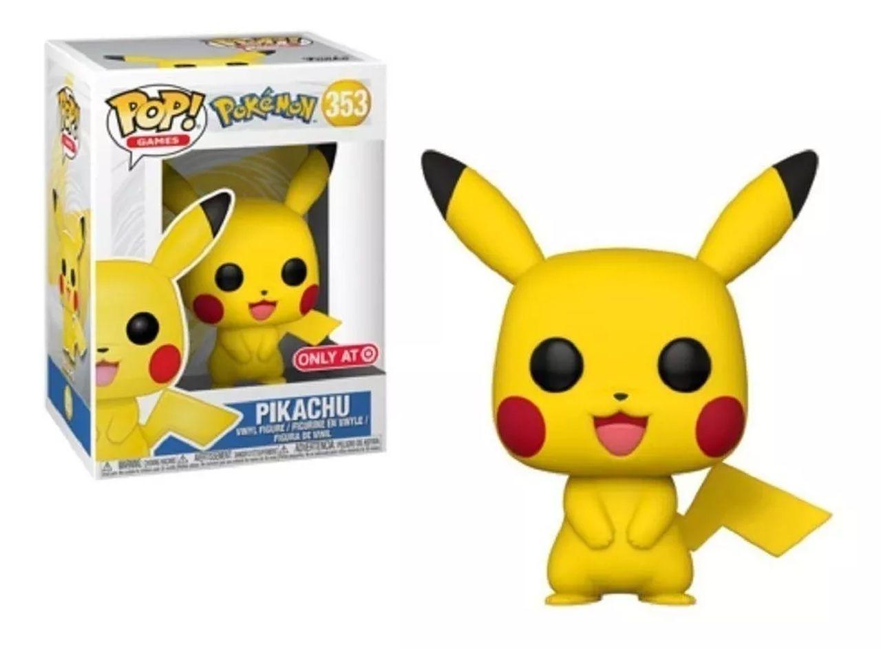 Funko Pop! Pikachu: Pokémon (Special Edition) #353 - Funko