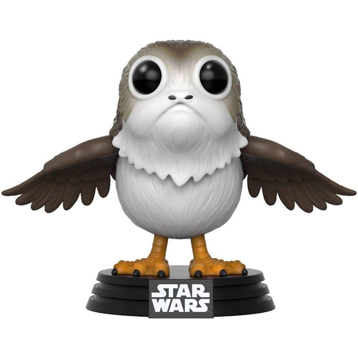 Pop! Porg: Star Wars (Disney) Exclusivo #198 - Funko