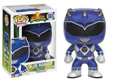 Funko Blue Ranger (Ranger Azul): Power Rangers #363 - Pop Funko