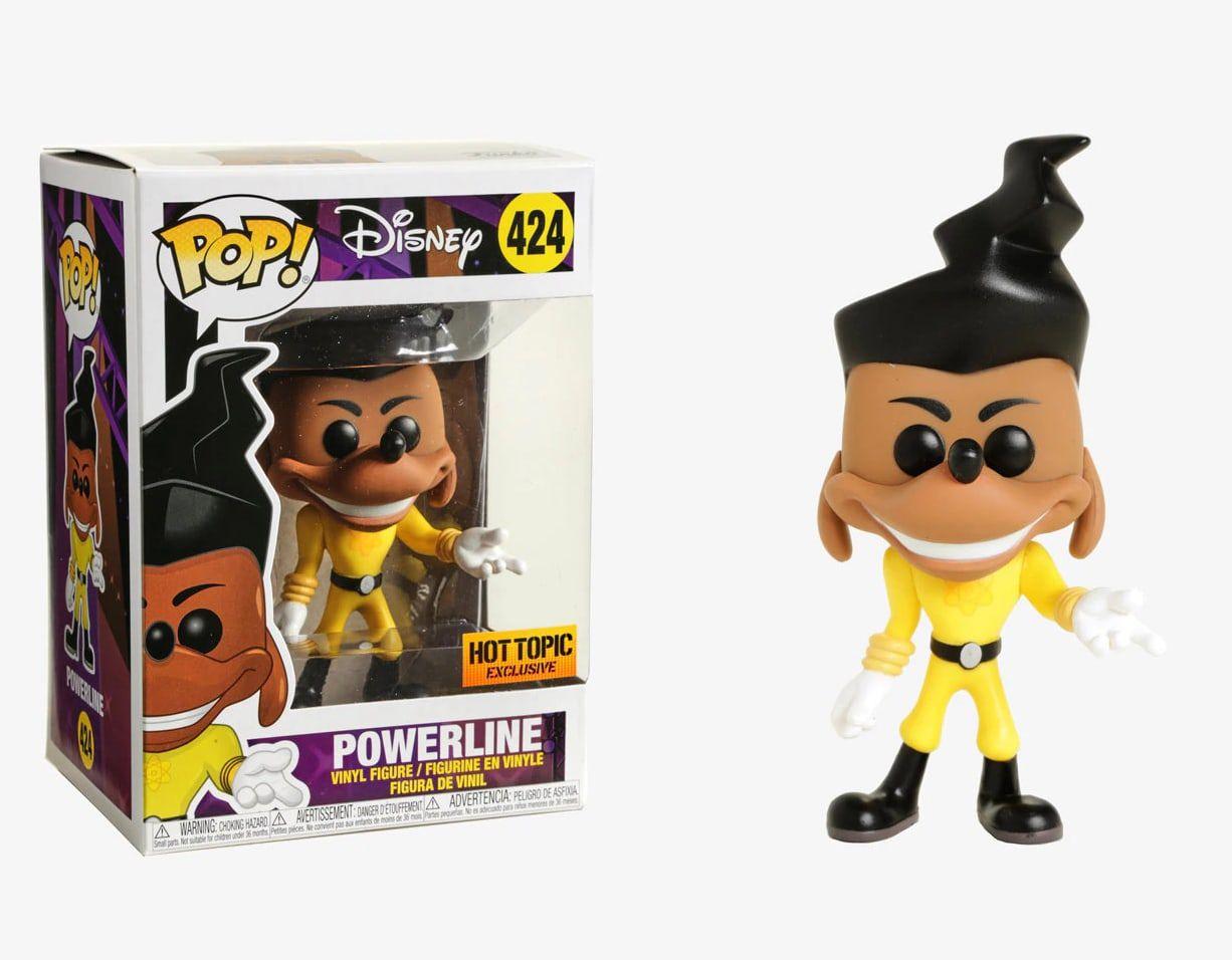 Funko Pop! Powerline: Disney (Exclusivo) #424 - Funko