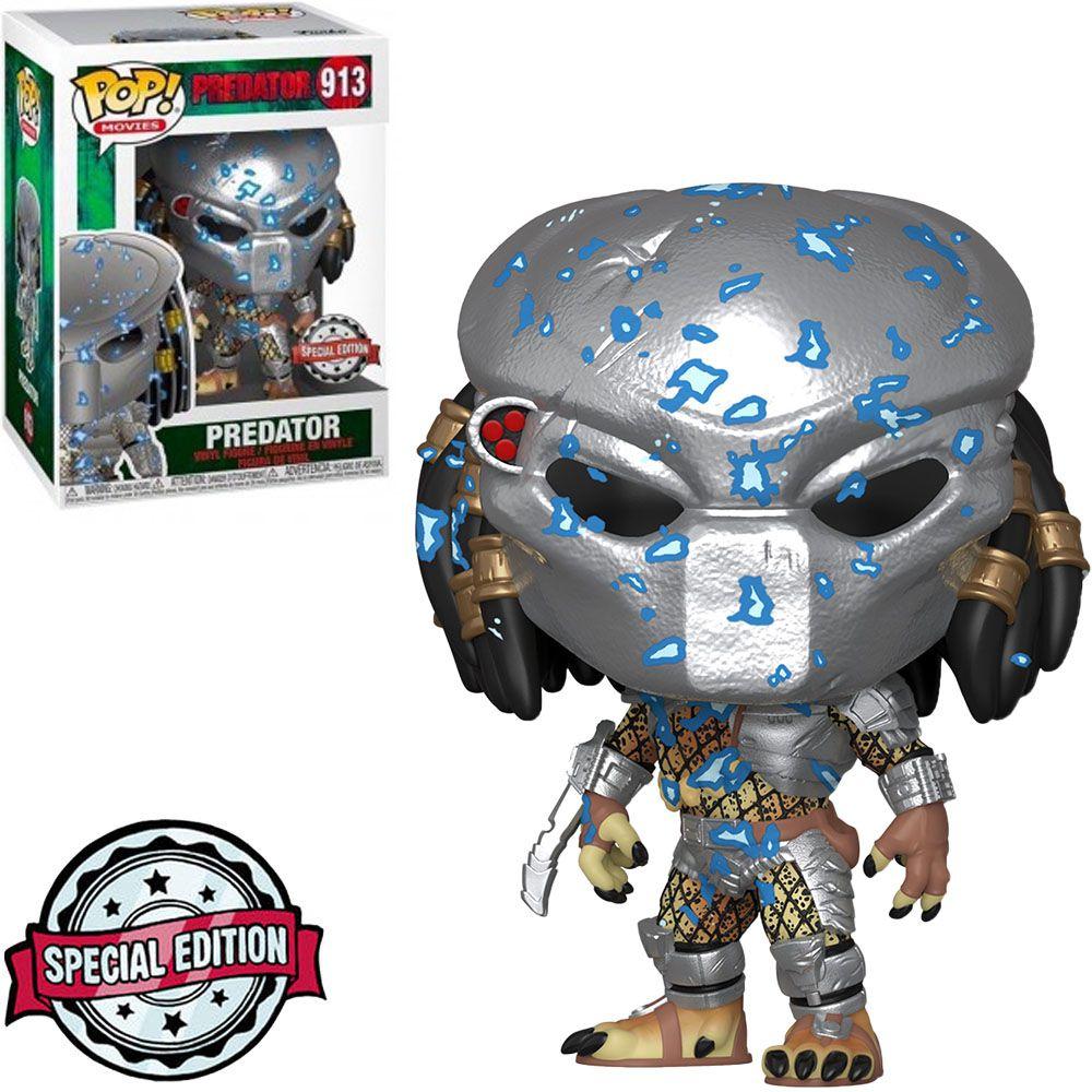 Funko Pop! Predador (Predator): Predator (Exclusivo) #913 - Funko
