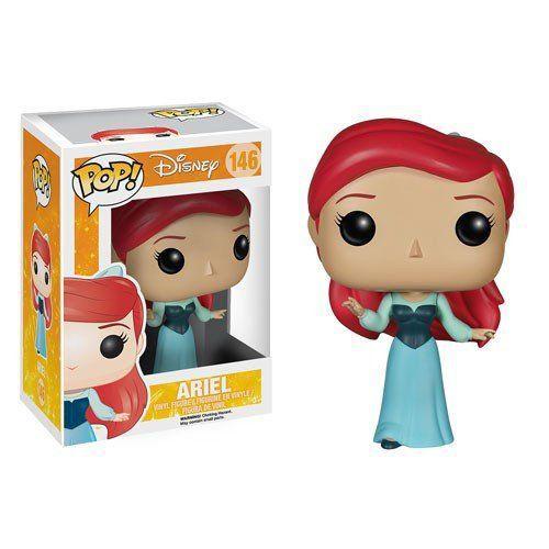 Funko Pop Princesa Ariel: Disney #146 - Funko