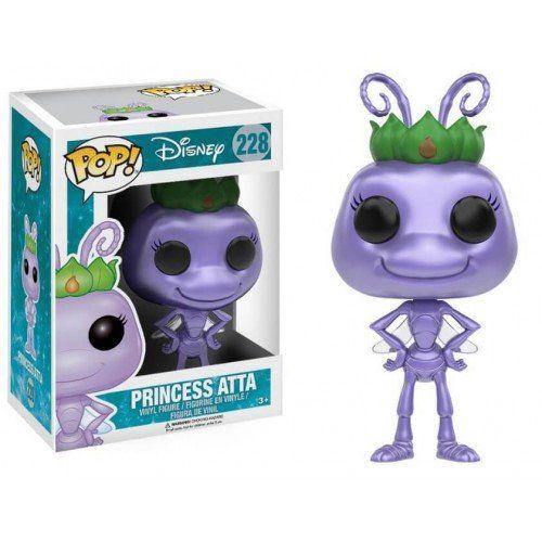 Funko Pop! Princess Atta: Vida de Inseto (A Bug's Life) #228 - Funko