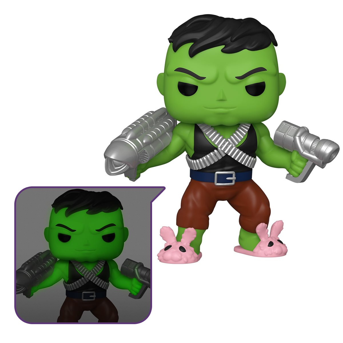 PRÉ VENDA: Funko Pop! Professor Hulk: PX Previews Limited Edition Exclusive Super Sized 6 Marvel #705  - Funko