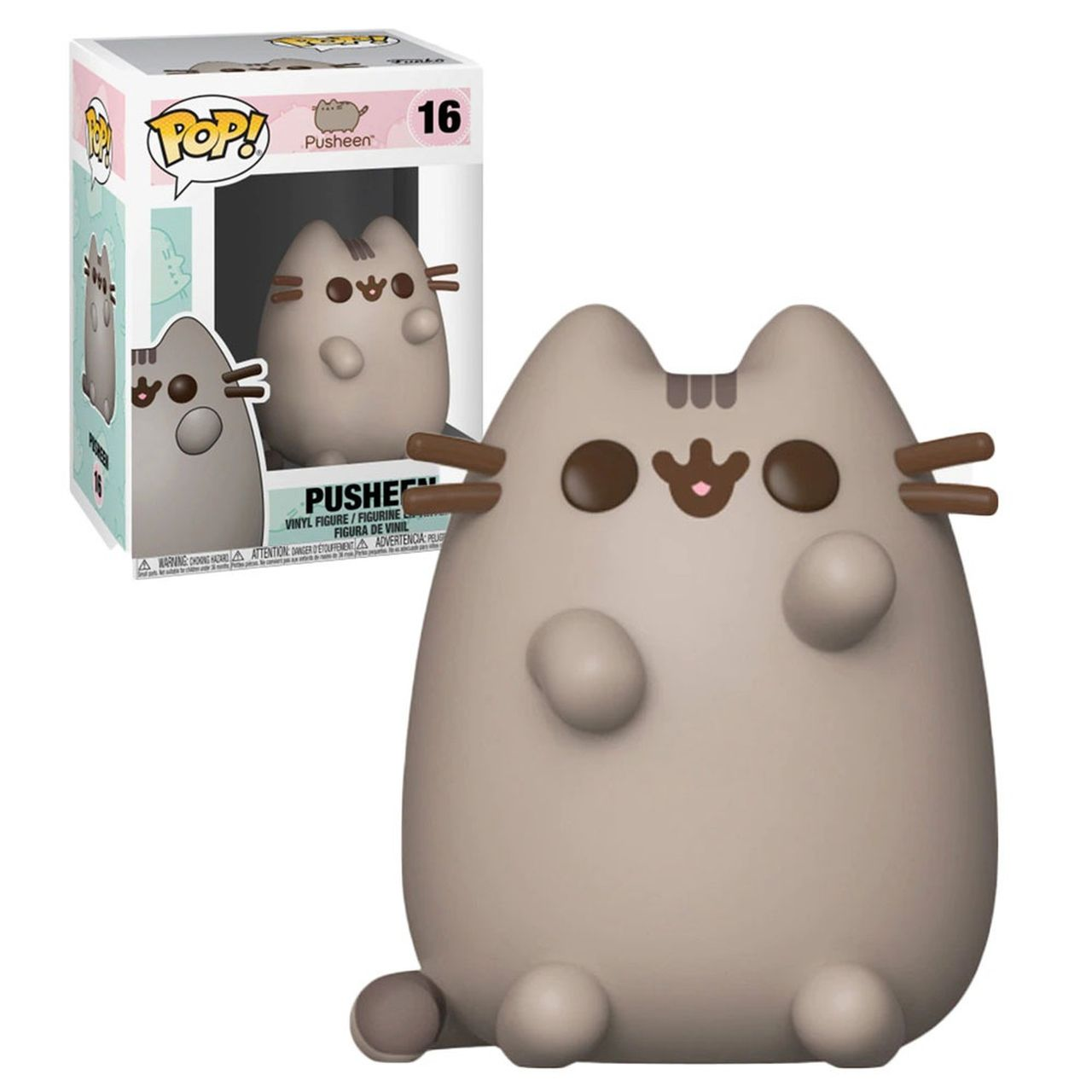 Funko Pop! Pusheen: Pusheen The Cat #16 -  Funko