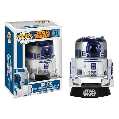 Funko Pop! R2-D2: Star Wars #31 - Funko