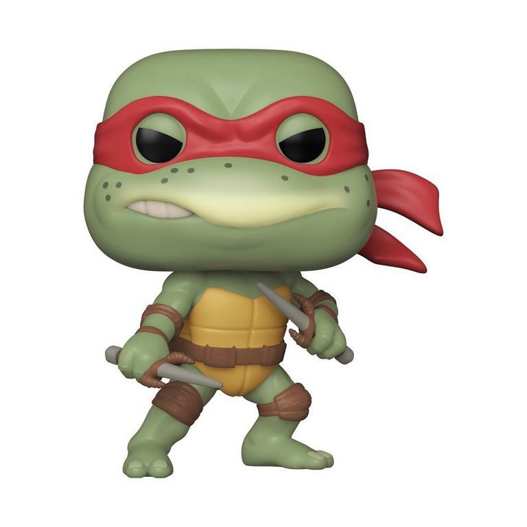 Funko Pop! Raphael Tartaruga Ninja: (TMNT - Raphael ) Retro Toys #19 - Funko